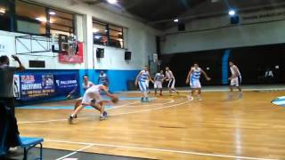 Sub 23. Triple de Nicolas Comas en Defensor-Atenas