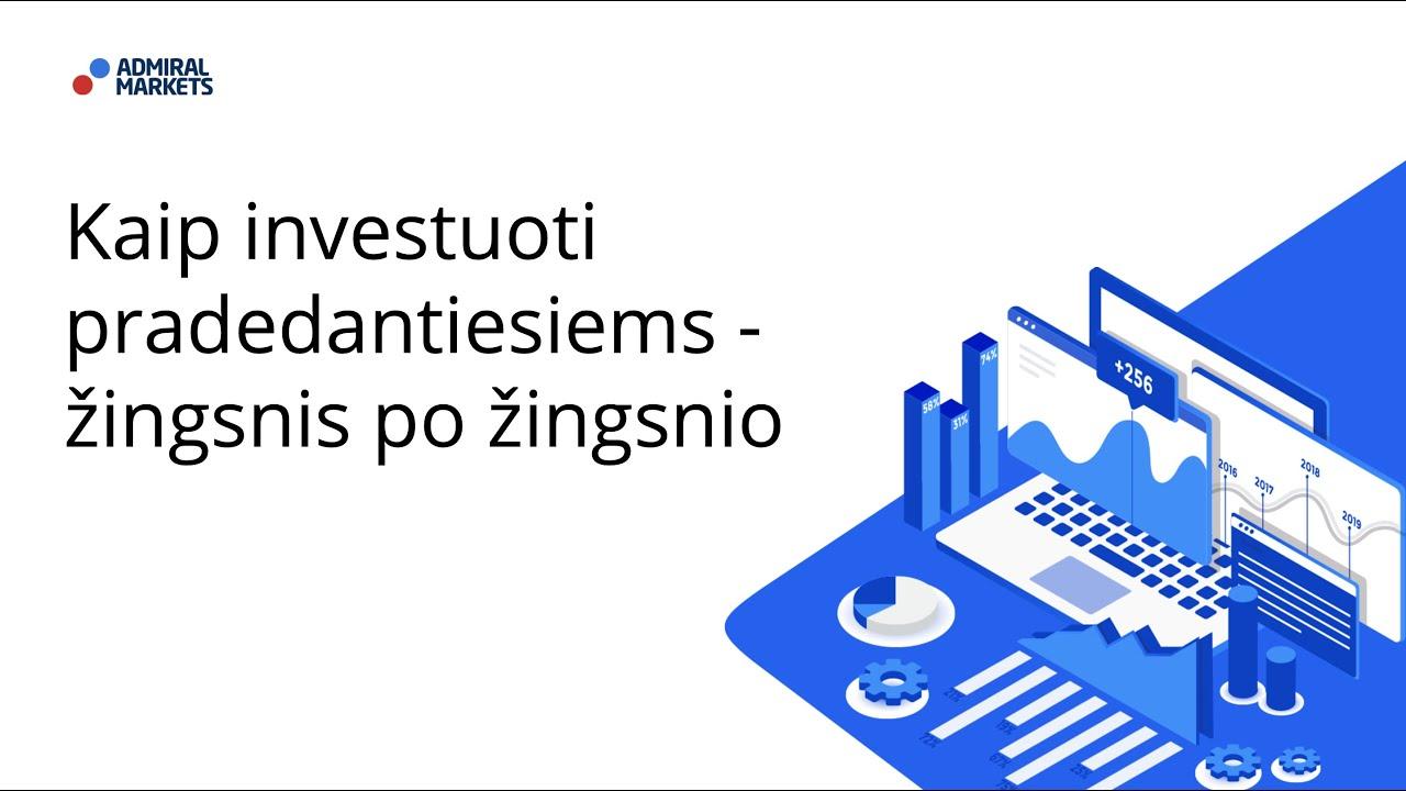 kaip gauti investuoti forex)