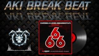 Vazteria X, Zona Breakbeat DJ's - Diablo (3D Stas Remix) Xclubsive Recordings