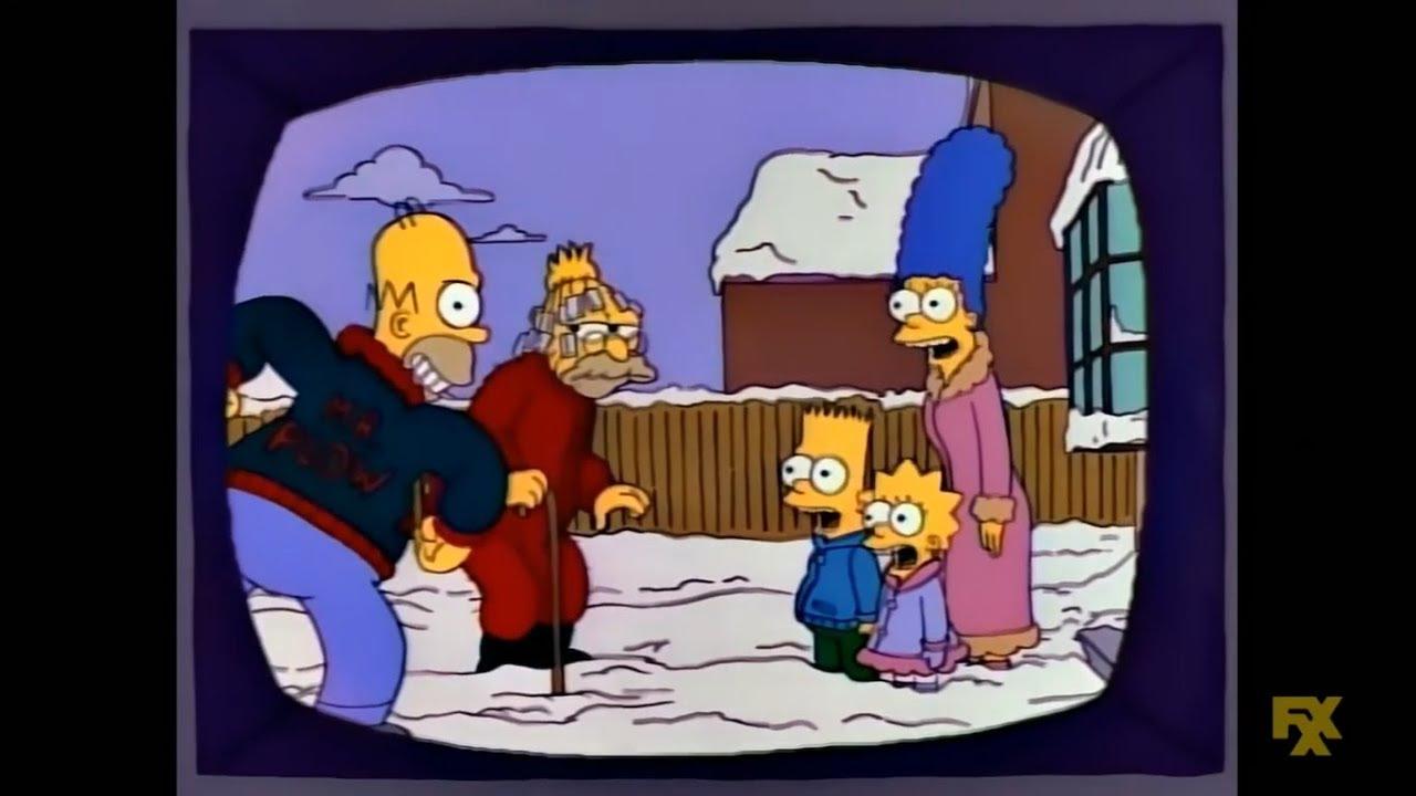 Comercial Don Barredora | Los Simpsons