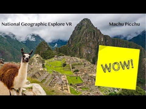 UPDATE!! Oculus Quest National Geographic Explore VR - Machu Picchu