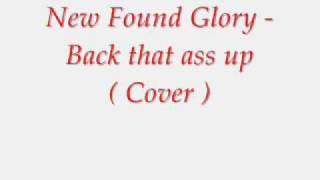 MGU- Back That ass up ( cover )