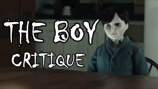 Critique : The Boy