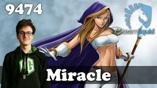Miracle Crystal Maiden | 9474 MMR Dota 2