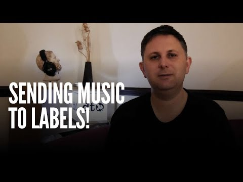 DJ Tips: Sending Music to Record Labels