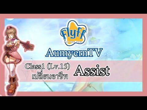 Flyff (Playpark)   เปลี่ยนอาชีพ Assist (C1)
