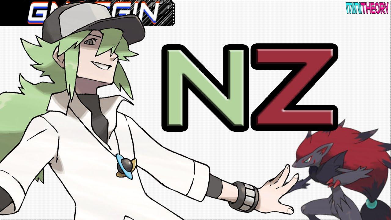 N Zoroark Theory N As Zoroark Pokemon I...
