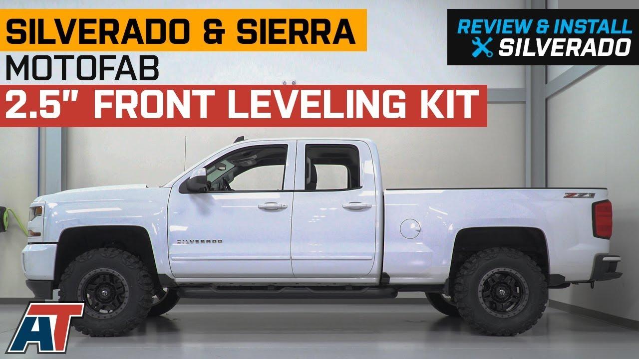 "Front Leveling lift kit 2.5/"" Fits Chevy Silverado  2007-2018 GMC Sierra GM 1500"