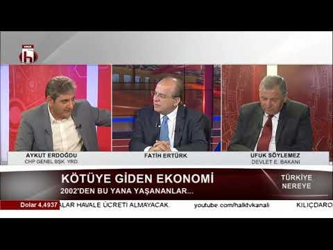 Son anket sonuçları - Türkiye Nereye / Abdüllatif Şener - Aykut Erdoğdu / 2. Bölüm