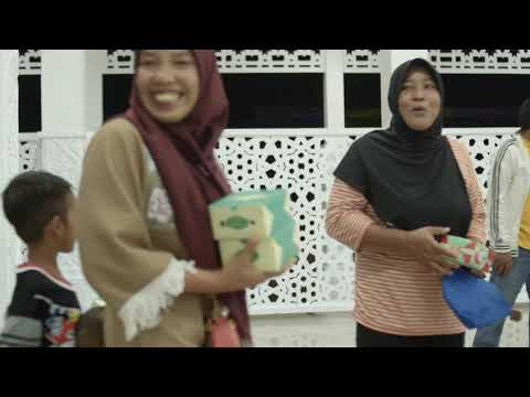 Persiapan acara Launching Fil Bunge Arum Cempane Di Istana Rakyat Sukadana
