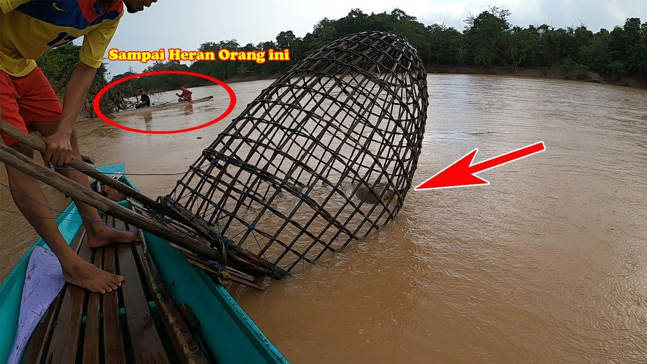 TERCIDUK...!!! MONSTER LANGKA PENUNGGU SUNGAI TEMBESI, MAHAL DAN DI LINDUNGI ~ ARIEF MAESTRO FISHING