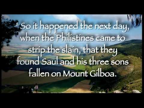 Gilboa - King Saul's last battle