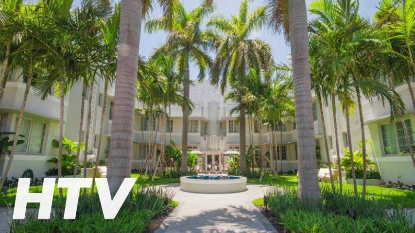 Sbh South Beach Hotel En Miami