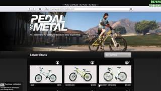 Nick & Baer's Cross-Country GTA V Bike Trip