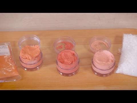How to Make a Natural Crème Face Blusher