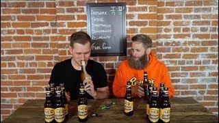 Beer Me Episode 95 - Samuel Adams Fresh as Helles Lager Review