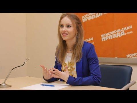 Актриса Анна Сагайдачная о съемках в сериале