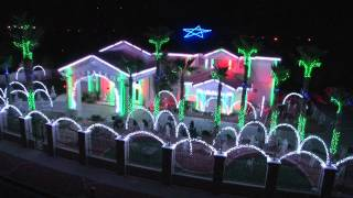 El Paso Christmas Lights 2013