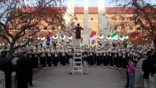 Purdue vs. OSU 2011- Trooper Salute