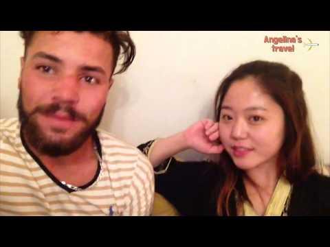 🌺 Morocco travel day10 🌺 essaouira  처음 사귄 모로칸 친구 ! 젓가락질