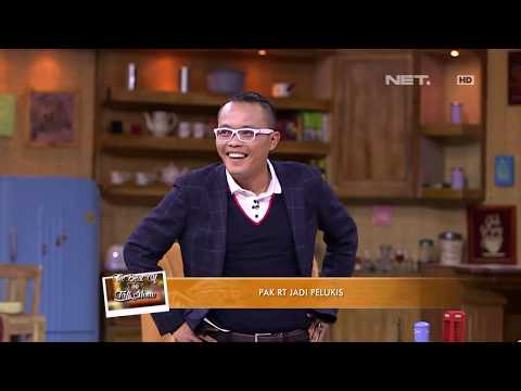 The Best Of Ini Talk Show - Pak RT Jadi Seniman Pelukis