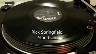 Watch Rick Springfield Stand Up video