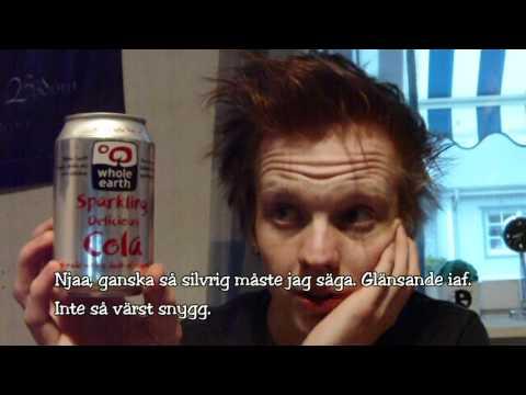Test av Whole Earth Organic Sparkling Cola
