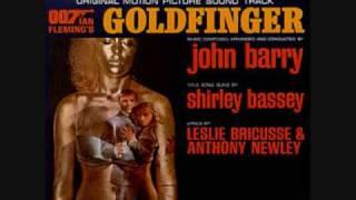 Goldfinger The Death of Goldfinger End Titles