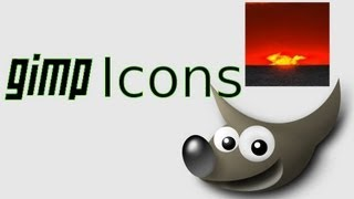 How to Convert Pictures to Icons Using GIMP