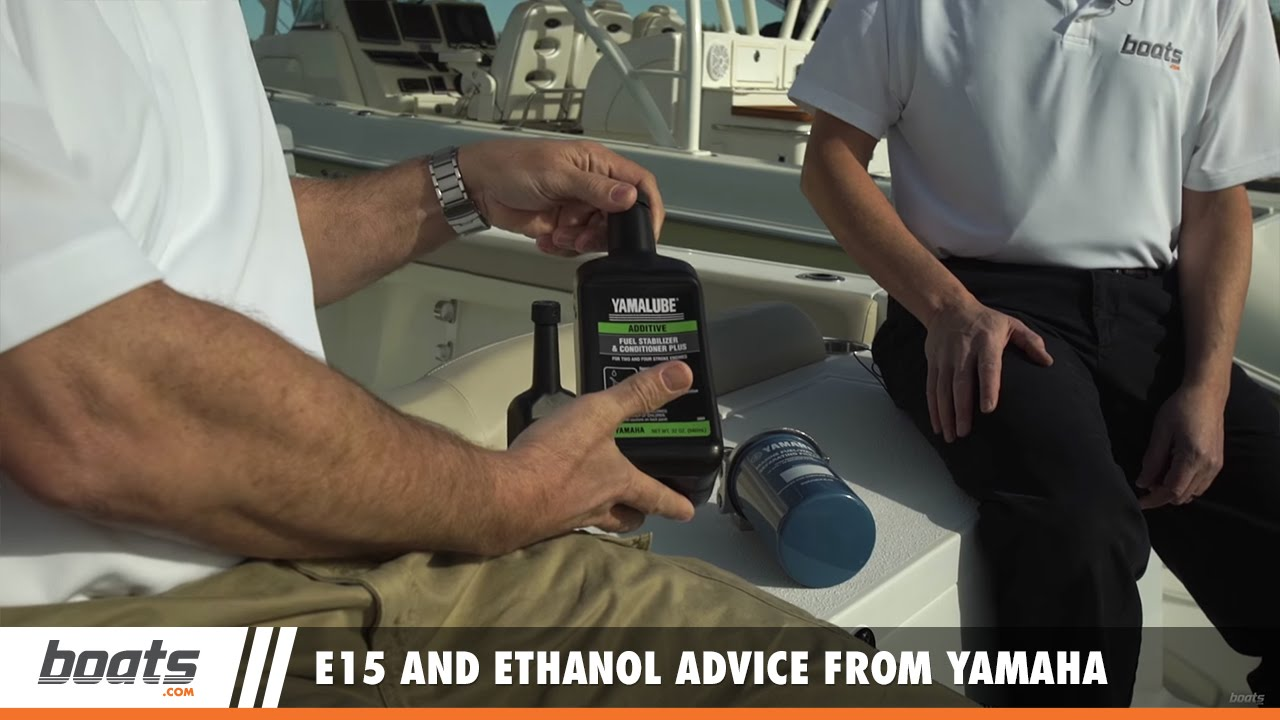 Outboard Expert: E15 and Ethanol Advice from Yamaha