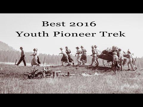 Best 2016 Youth Pioneer Trek - Marana Arizona Stake