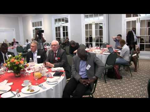 EFF Leader Julius Malema addresses American Chamber of Commerce