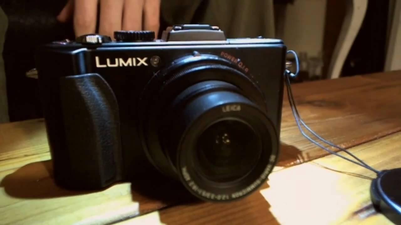 panasonic lumix lx5 video and photo capabilities youtube rh youtube com Marcum LX 5 Battery mode d'emploi lumix lx5