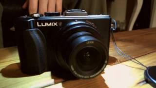 panasonic Lumix LX5 Video and Photo Capabilities