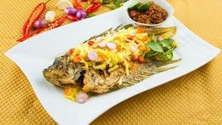 Resep Ikan Goreng Sambal Mangga