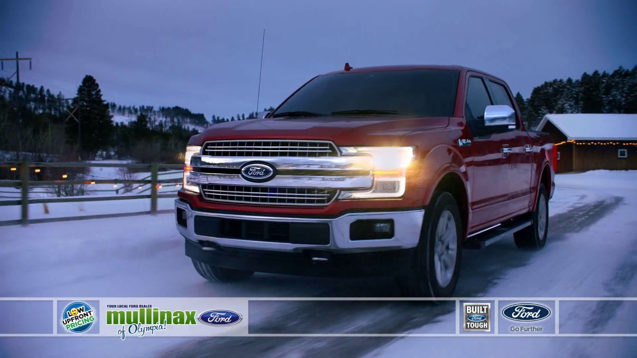 Mullinax Ford Olympia >> Get A Truck This Holiday Season At Mullinax Ford Of Olympia