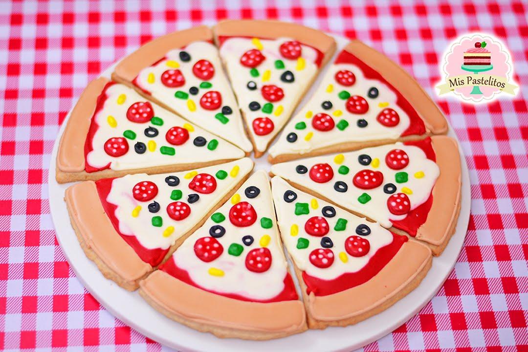 GALLETAS DE PIZZA   MIS PASTELITOS