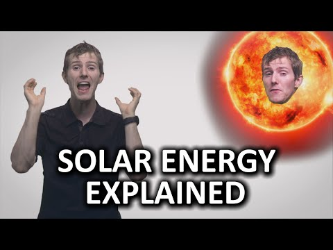 Solar Energy As Fast As Possible