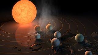 Impresionante descubrimiento anunciado hoy 22 de febrero por la NASA