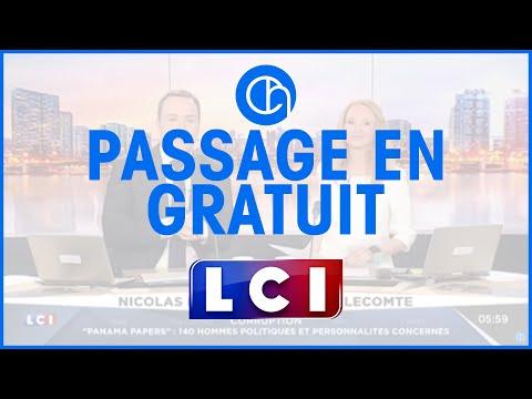 Passage en gratuit (5 Avril 2016) - LCI (Canal 26)