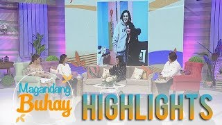 Magandang Buhay: KZ's unforgettable encounter with Jessie J