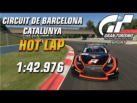 GT Sport Hot Lap // Manufacturer 2019 Rd.20 (Gr.3) // Barcelona