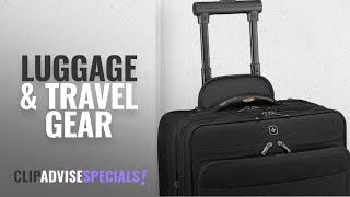 10 Best Selling Victorinox Luggage & Travel Gear [2018 ]: Wenger SwissGear Capital Double Zipper