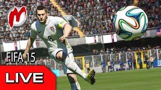 FIFA 15 - Запись прямого эфира
