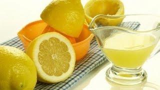 Домашній лимонад (самий простий рецепт)