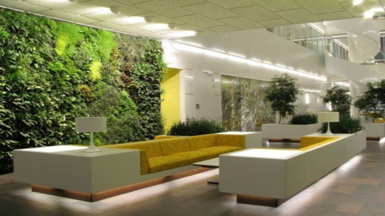 greenery indoor concept garden for vertical interior creative modern gardens minimalist innovative homes design