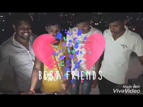 Akshay birthday celebration with friends