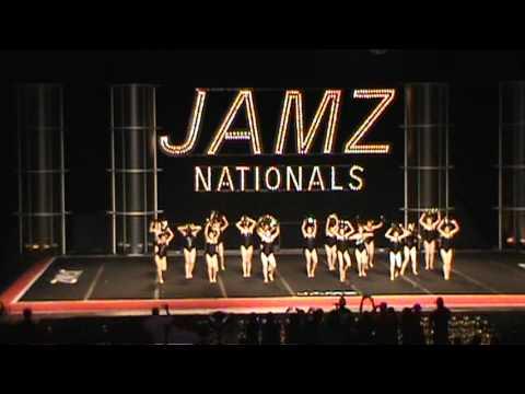 Kerman Cheer 2013 JAMZ National Champ Pom Performance Las Vegas