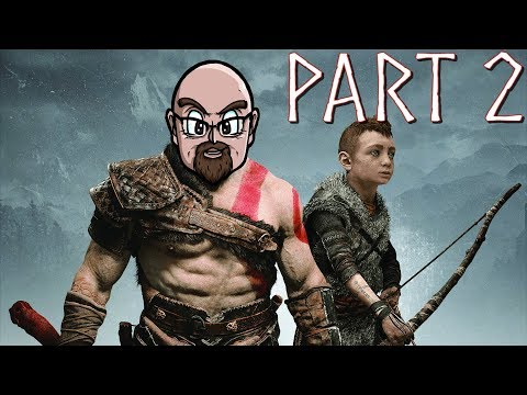God of War | The Path to Control | Walkthrough Stream Part 2  (1080/ 60fps)