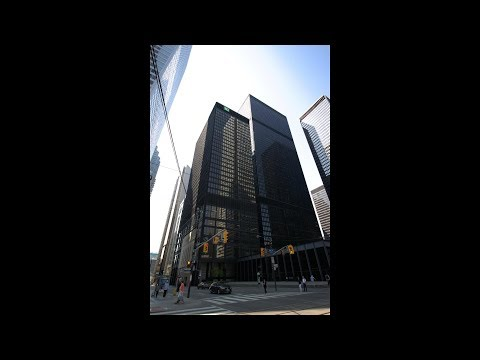 Toronto Dominion Or TD Centre Bank Tower 54TH Floor Tour